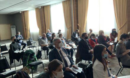 Македонският екип благодари за участието си в успешната и отлично организирана конференция от ИАИ