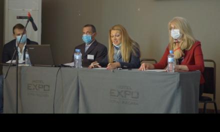 От Yоu Tube канала на ИАИ. Зам. министър д-р Лозана Василева пред Седмата научна конференция: Администрацията е успешна при здрава връзка с науката