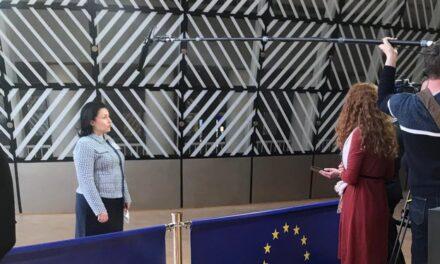 ОСП събра Европейския парламент, ЕК и  ЕС в общ диалог/март, 2021г./