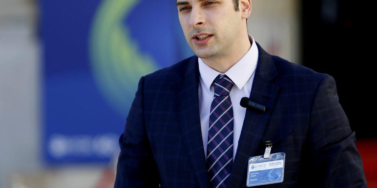 Икономическият растеж трябва да помага на всички – вицепремиерът Атанас Пеканов на форума на ОИСР в Париж